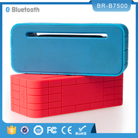 Factory supply rechargeable waterproof active 2.0 mini wireless speaker car bluetooth