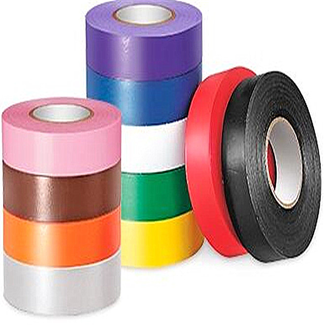 made in China strong adhesion insulation materials pvc tape for industrial use