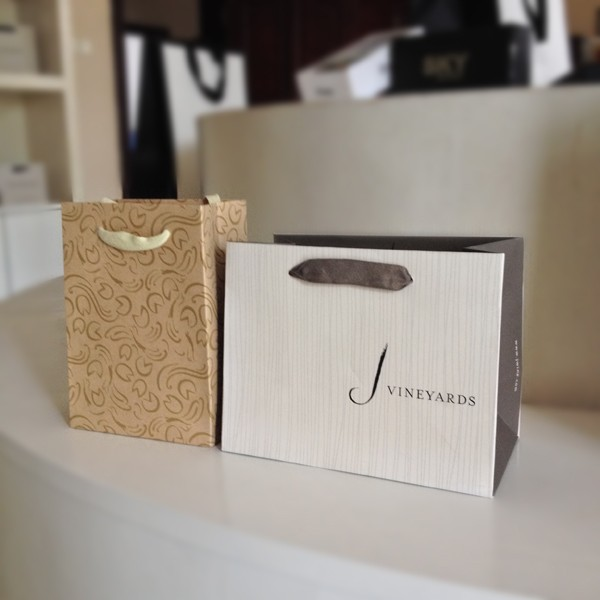 High Quality Jewelry Gift Paper Bag