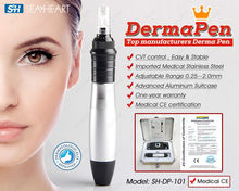 2016 new design! Home use electric derma pen for acne treatment