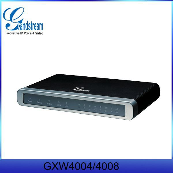 GrandStream GXW4004 VOIP SIP Provider Gateway with 4 FXS