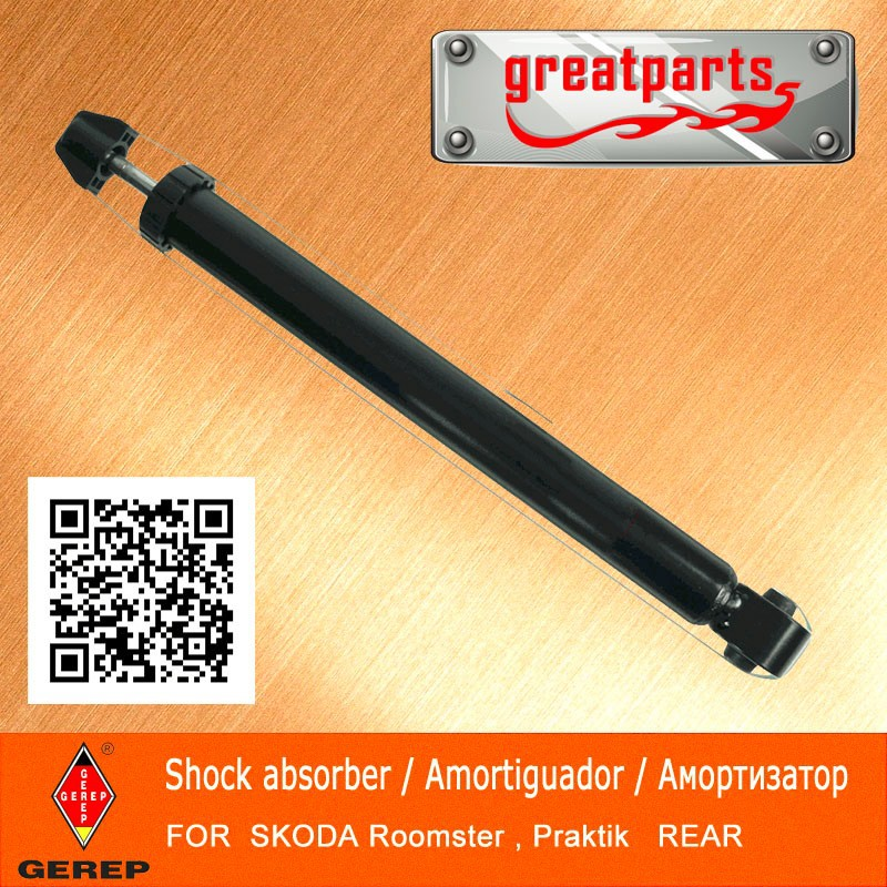 Auto spare parts rear Hydraulic shock absorber for SKODA Roomster/Praktik 443 621 251 023