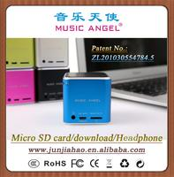 MUSIC ANGEL JH-MD06D subwoofer speaker cheap wireless computer speaker chinese phone parts