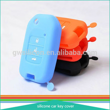 2016 Hot Sale Silicone Car Key Cover for Honda Car Key Cover Car Key Case, Silicone Products