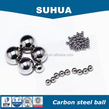 "1/4"" 6.35mm carbon steel ball used import bicycles from china"