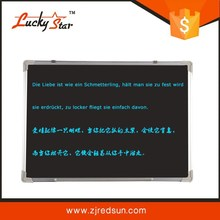 small chalk writing board, mini magnetic blackboard, electronic black board
