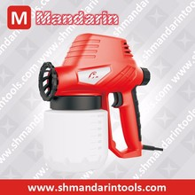 110W oil spray gun, electric spray gun for painting job
