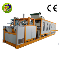 disposable ps eps foam food container / plate / bowl making machine