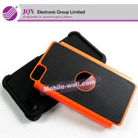 Cell phone 2 in 1 pc+silicone mobile case for blackberry Z10