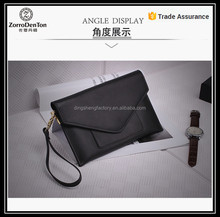 2016 Fashion Women Leather Envelop Clutch Bag Women Long Wallets Genuine Leather Purses Elegant Crossbody bag