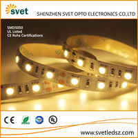 LED Strip Lights DC 12V SMD LED 5050 Warm White LED Addressable LED Strip