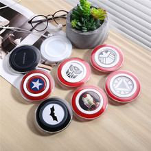 New arrived Crystal Fantasy Wireless Charger,QI Wireless Charger,Wireless Phone Charger
