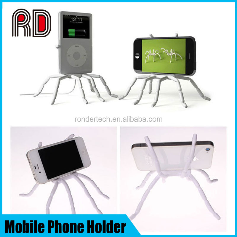 Multifunctional Spider Car Mount Holder, universal spider mobile phone holder cell phone bracket