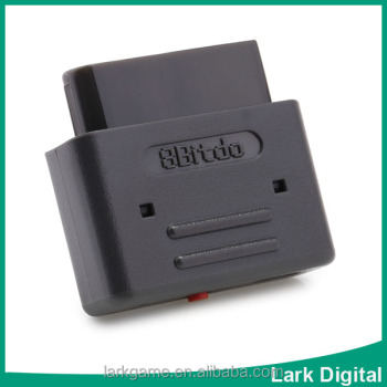 8Bitdo Bluetooth Retro Receiver Compatible for NES30/ SFC30/ NES Pro/ PS3/ PS4, Wii, Wii U game controllers