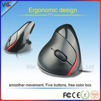 Ergonomic Design Vertical Gaming Mouse With