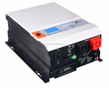 MPPT Solar Charge Controller and Power Inverter