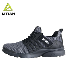 Fashion Design light weight Sport Running Shoes for Mens