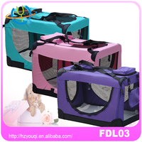 Nylon luxe xxl dog crate,dog bag