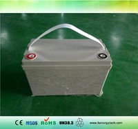 High Quality Lithium iron phosphate battery / 12v 100ah lithium battery pack
