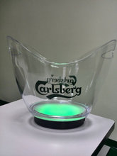 Carlsberg 8L Illuminated Large Ice bucket