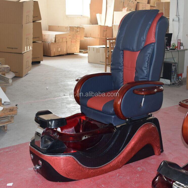2016 Hot Sale Nail Salon Pedicure Foot Spa Massage Chair