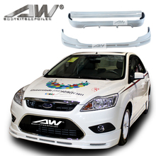 PU/CAR Body Kits Front Bumper Rear bumper Side skirt for FordFocus 2009