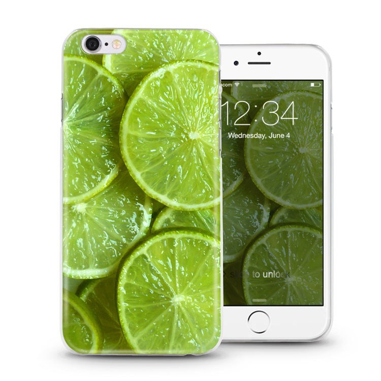 The temptation of fresh fruit design for iPhone 6 plus for iPhone 5 5s for LG G4 for environmental summer