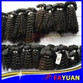 100% raw Human Hair no mix no synthetic Curly Filipino Hair