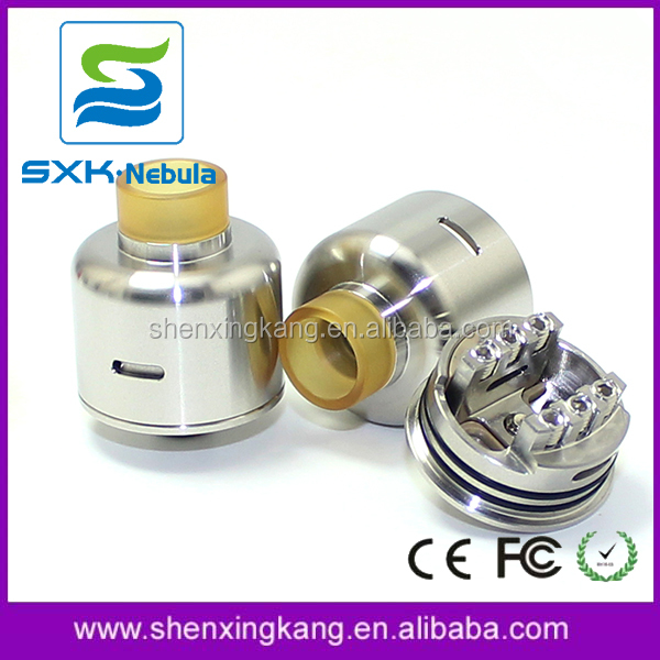 Top Selling SXK High Quality 1:1 clone Soul S rda VS Solo rda With BF pin