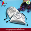 Wholesale factory price custom jewelery mini drawstring bags,mini gift bags