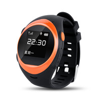 china low price gps gsm 2g smart watch phone for elderly/kids