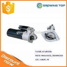 Chinese Factory 281000G010 Motor Staters for Toyota