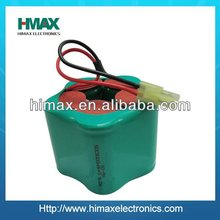 Himax Batteries Electronic High Temperature Nimh/Nicd Battery Packs