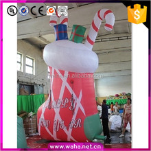 Inflatable Christmas Santa Boots For Decorations
