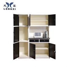 Furniture kitchen cabinet door plastic panels pull out basket