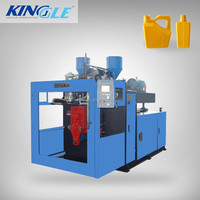 PXB65 blow molding machine making hdpe bottles specifications
