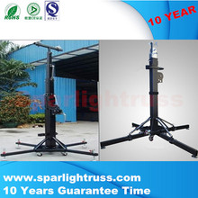 Heavy Duty Aluminum stage flexible truss stands lighting stand,led par stand