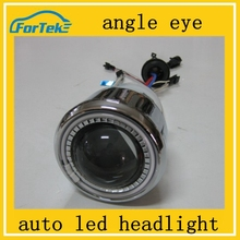 Besr quality fast bright led lens for motorcycle led projector lens