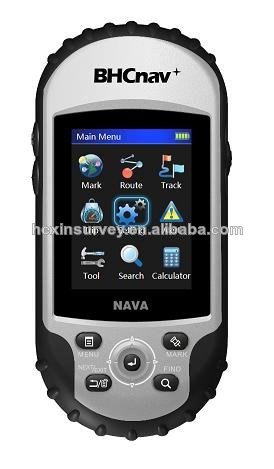 NAVA300 handheld gps preloaded worldwide base map