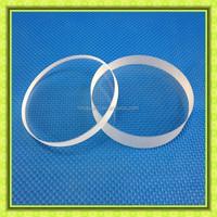 HM high-temperature resistant borosilicate glass optical lens for optics
