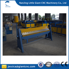 hydraulic manual sheet metal folding hand press brake machines for sales