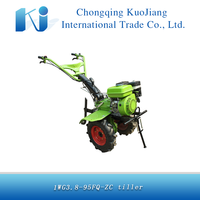 Gasoline Agriculture Machinery Equipment Tiller Cultivator