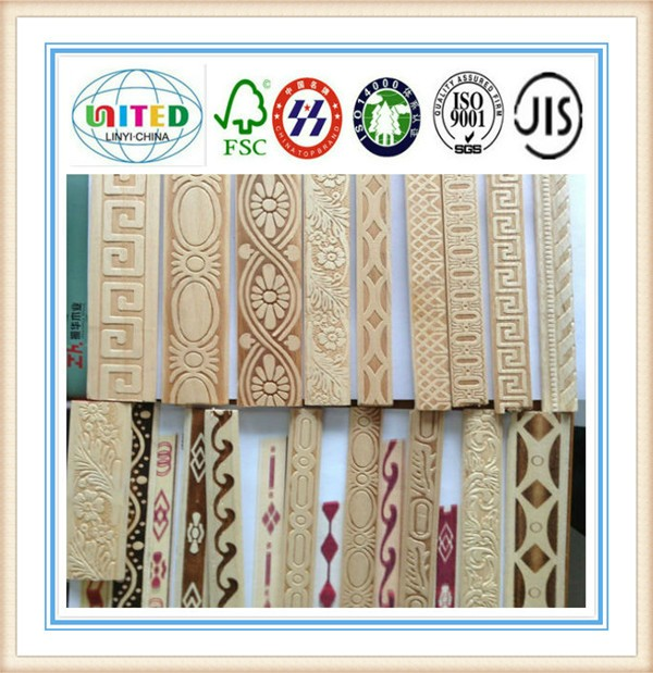 Carved wood molding crown wood mouldings furniture use Crown molding india