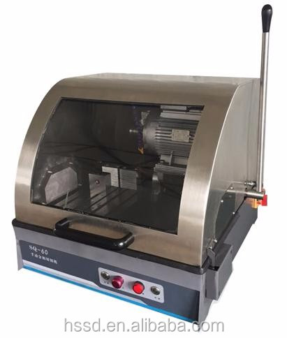 SQ-80 Manual Metallographic Sample Cutting Machine in Testing <strong>Equipment</strong>