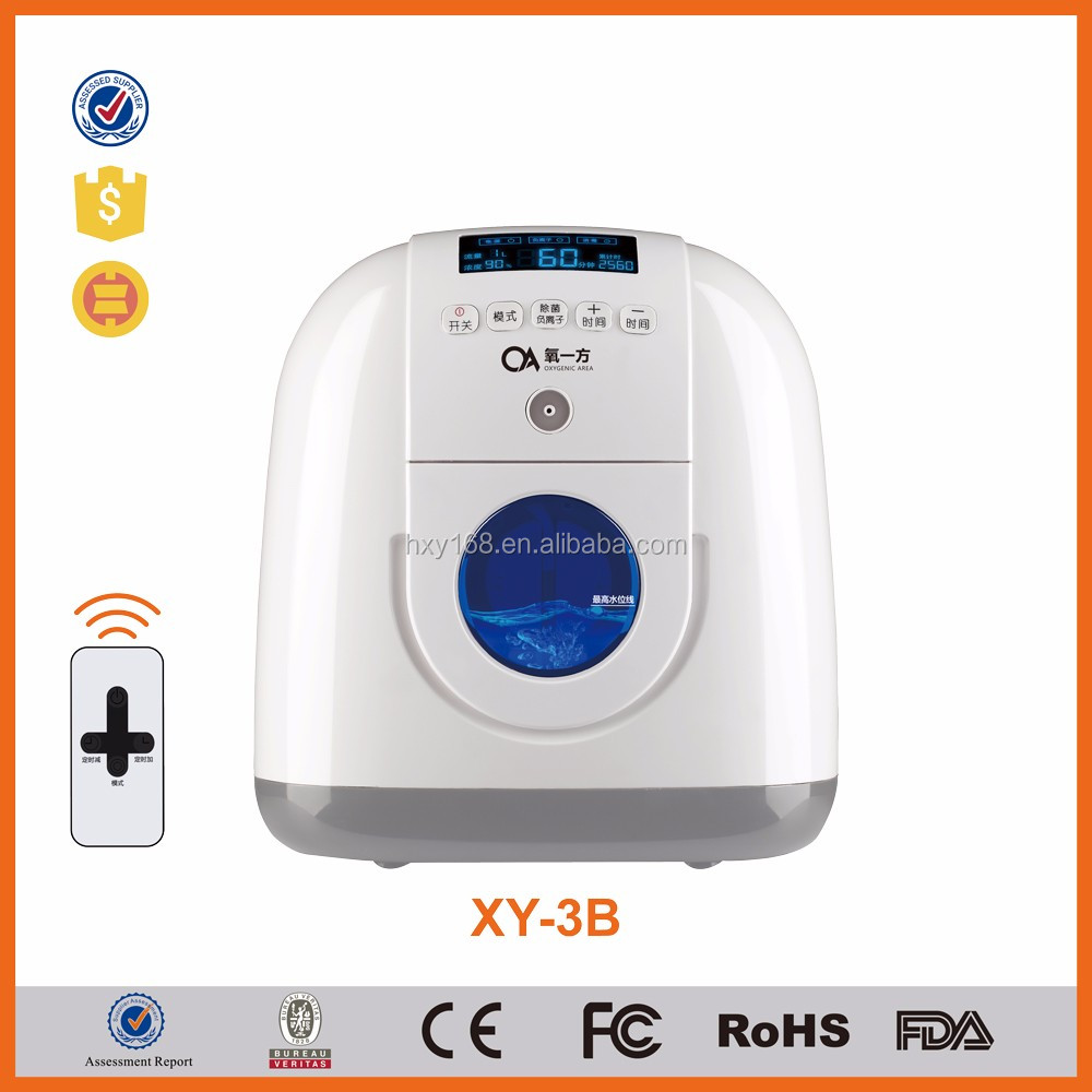 CE approved mini medical oxygen concentrator portable price