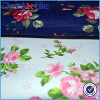 floral design canvas sofa fabric and textile