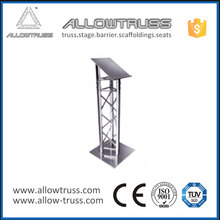 classroom rostrum,speak stage for school