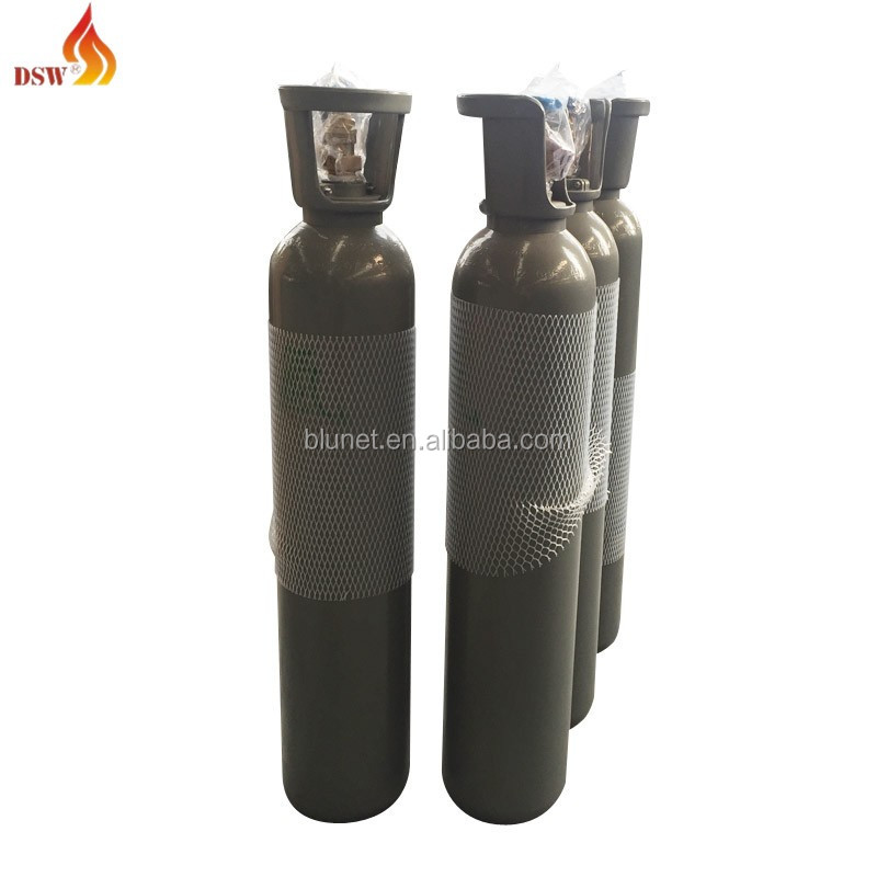 OMIC inspection high pressure 15L Oxygen Nitrogen Argon Hydrogen Helium CO2 Gas Cylinder