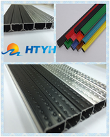 exported certificated aluminum spacer in different sizes