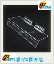 wholesale/retail acrylic shoe display rack/stand